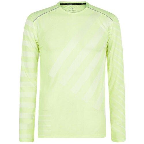 Nike Tech Knit majica dugih rukava muška | siva | svetlozelena  Cene