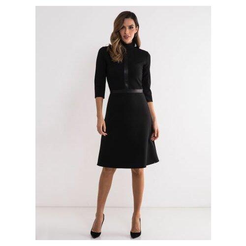 Legendww ženska poslovna crna haljina 5648-7951-06  Cene