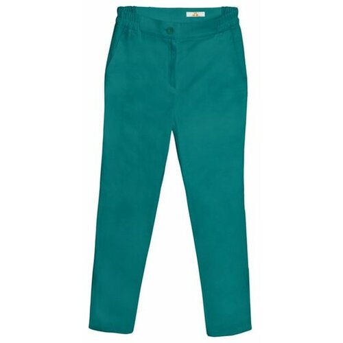 AMC ženske medicinske pantalone 370Q zelena  Cene