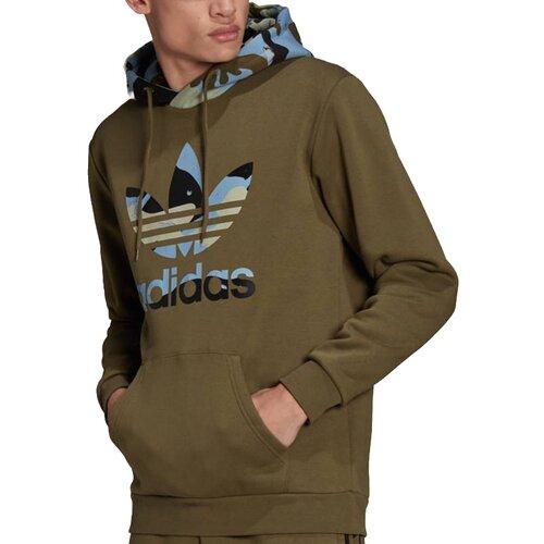 Adidas muški duks Camo Hoody H13474  Cene