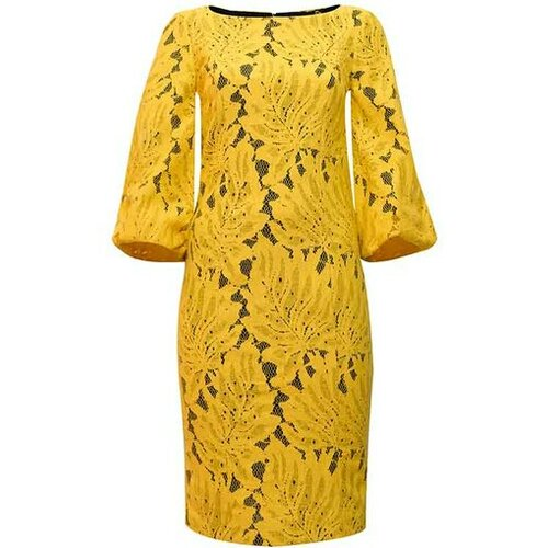 AMC haljina 415K žuta Slike