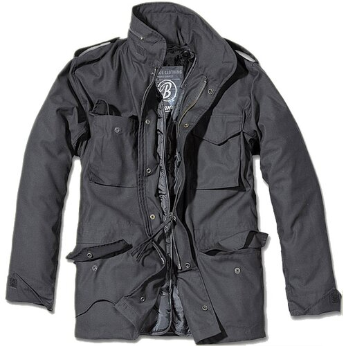 Brandit jakna vijetnamka M-65 classic crna m-65 classic black  Cene
