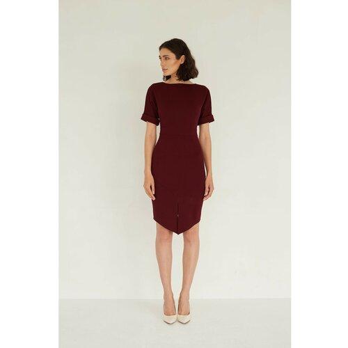 Seriously Ženska haljina Ingrid tamnocrvena  Cene