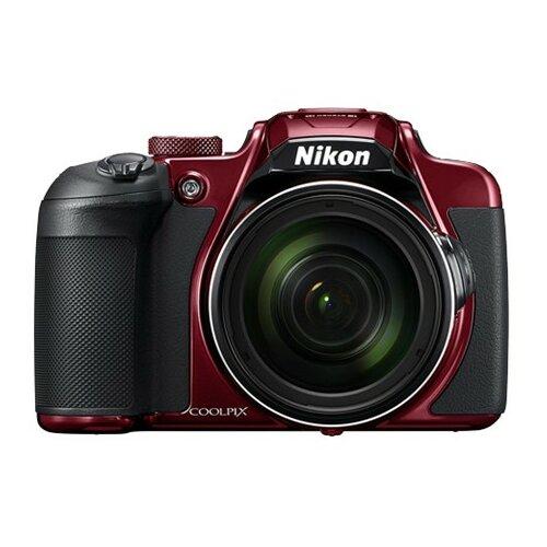 Nikon Coolpix B700 crveni digitalni fotoaparat Slike
