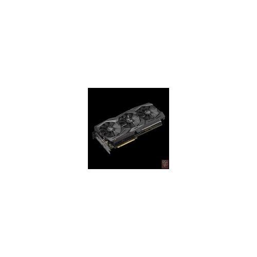 Asus GeForce RTX 2060 SUPER, 8GB/256bit GDDR6, 2xHDMI/2xDP/USB Type-C ROG-STRIX-RTX2060S-A8G-GAMING grafička kartica Slike