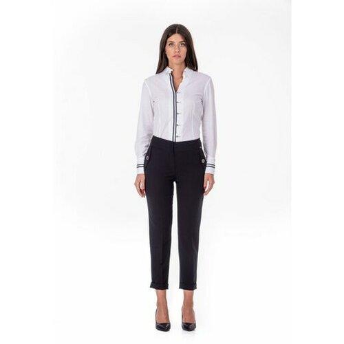 AMC ženske pantalone 115O crne  Cene