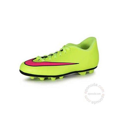 Nike kopačke Jr Mercurial Vortex II FG-R 651642-760  Cene