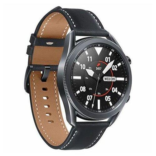 Samsung Galaxy Watch 3 45mm BT (SM-R840NZKAEUF) pametni sat crni Slike