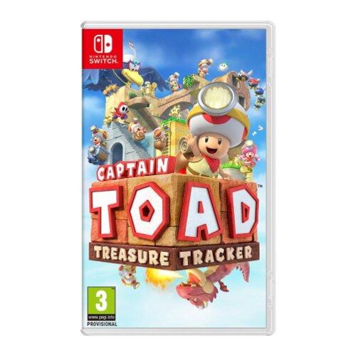 Nintendo Switch Captain Toad Treasure Tracker igra Slike