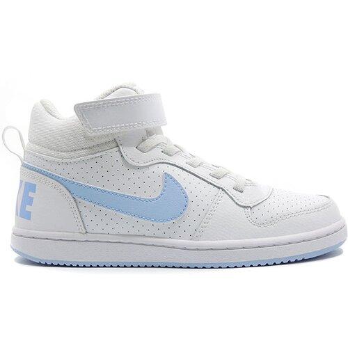 Nike dečije duboke patike COURT BOROUGH MID (PSV) 870031-103  Cene