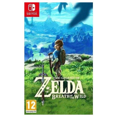Nintendo Nintendo Switch igra The Legend of Zelda - Breath of the Wild Slike