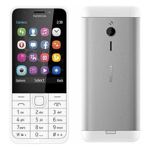Nokia N230 DS silver mobilni telefon Slike