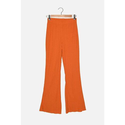 Trendyol Pletene hlače s cimetom  Cene