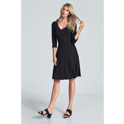 Figl Ženska haljina M709 crna  Cene