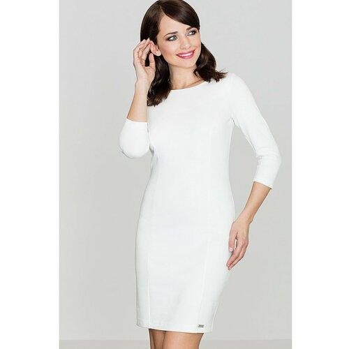 Lenitif Ženska haljina K317 bela  Cene