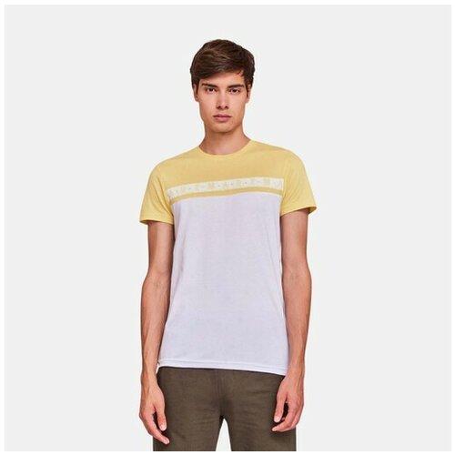 Marx muška majica kratkih rukava MARCP003071 bela  Cene