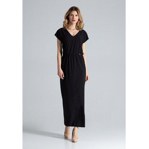 Figl Ženska haljina M668 crna  Cene