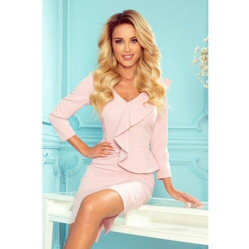 NUMOCO Ženska haljina 327 roza  Cene