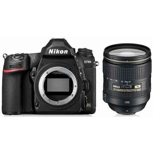 Nikon D780 set sa 24-120mm VR f/4 digitalni fotoaparat Slike