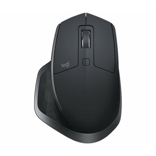 Logitech MX Master 2S Wireless Mouse 2.4 GHz, Graphite bežični miš Slike