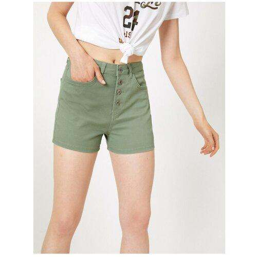 Koton Ženske zelene kratke hlače  Cene