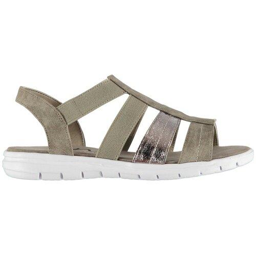 Kangol Ženske sandale Elsie siva smeđa  Cene