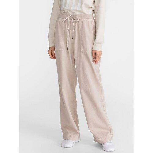 GAP Kalhoty rebra kombinovana široka nogavica  Cene