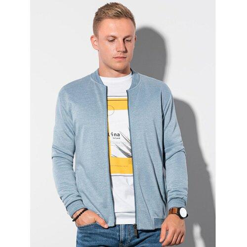 Ombre Odjeća Muška dukserica s patentnim zatvaračem B1214  Cene
