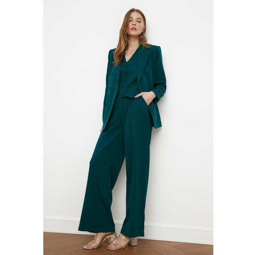Trendyol Ženske hlače Trendyol Wide  Cene