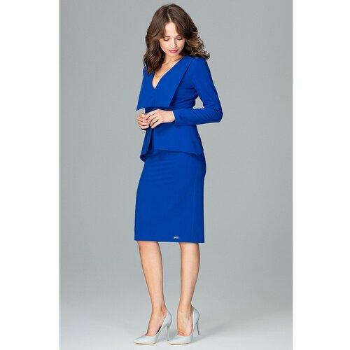 Lenitif Ženska haljina K491 plava  Cene
