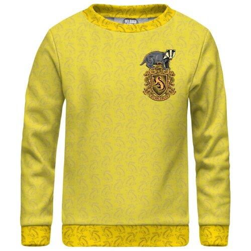Mr. GUGU & Miss GO Šareni Hufflepuff dječji džemper KS-PC HP019  Cene
