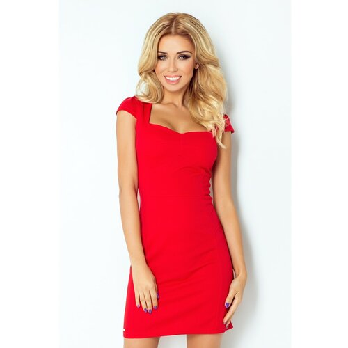 NUMOCO Ženska haljina 118 crvena  Cene