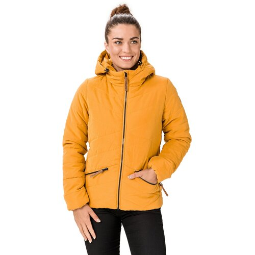 SAM73 Yellow women's winter 10-year-old jacket SAM 73 bela   senf  Cene