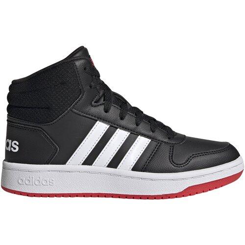 Adidas patike za dečake za slobodno vreme HOOPS MID 2.0 K crna FY7009  Cene
