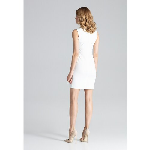 Figl Ženska haljina M079 bela | krem  Cene