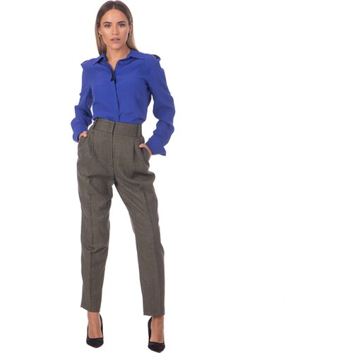 AMC ženske pantalone 125P svetlosiva  Cene