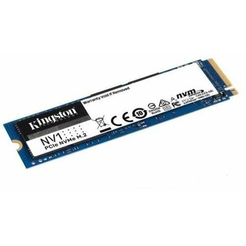 Kingston 500GB M.2 NVMe SNVS/500G SSD NV1 series ssd hard disk Slike