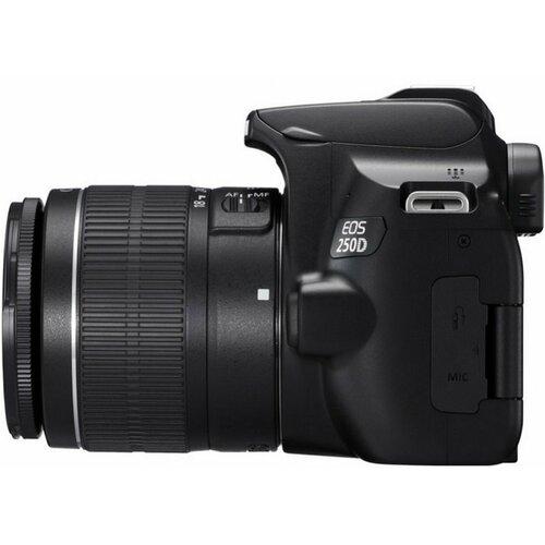 Canon EOS 250D+18-55mm (crni) digitalni fotoaparat Slike