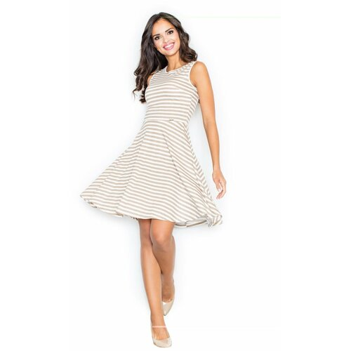 Figl Ženska haljina M295 bela  Cene