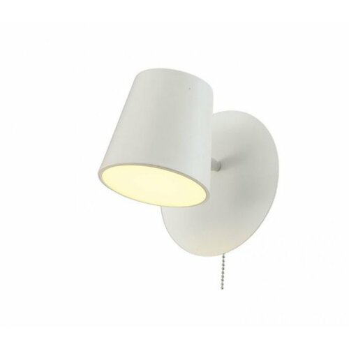 Vesta 439 zidna lampa 1*G9 mat bela Slike