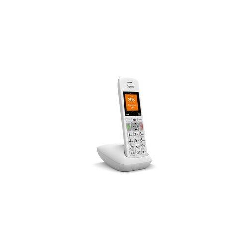 Gigaset E390 White fiksni telefon Slike