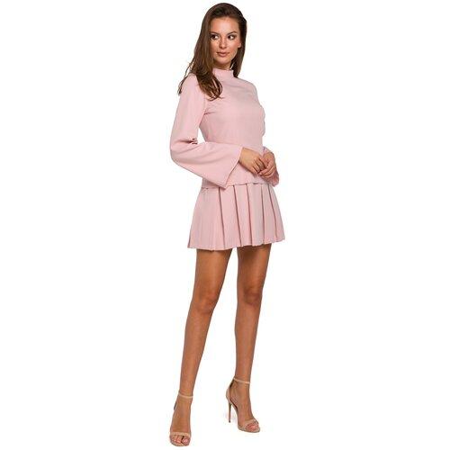 Makover Ženska haljina K021 roza  Cene
