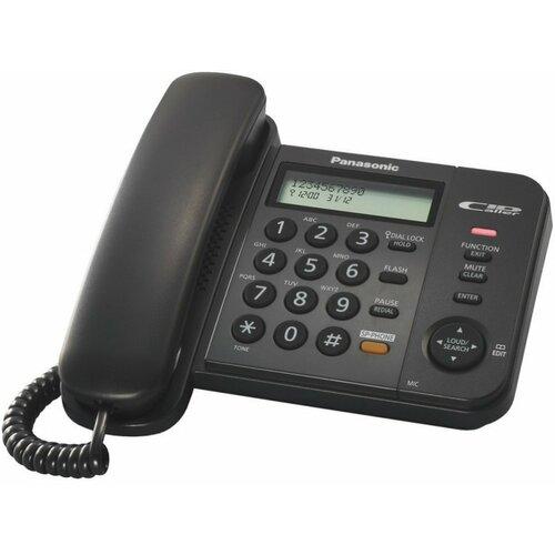 PANASONIC KX-TS580FXB fiksni telefon Slike