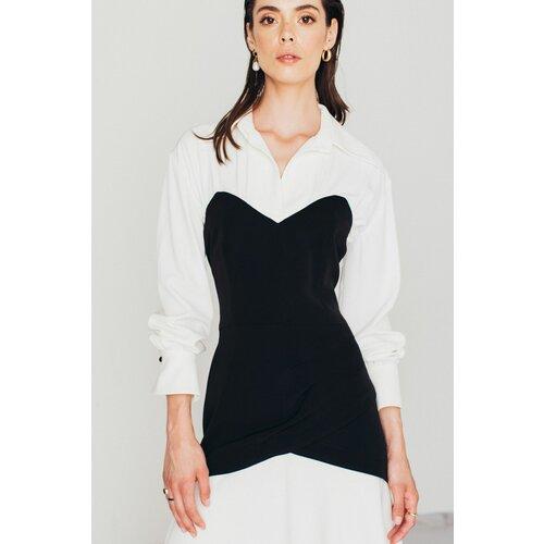 Mona midi haljina s korsetom 54115401-1  Cene