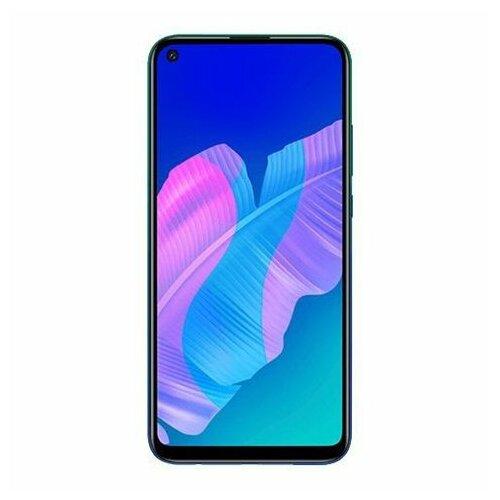 Huawei P40 Lite E 4GB/64GB - Plavi mobilni telefon Slike