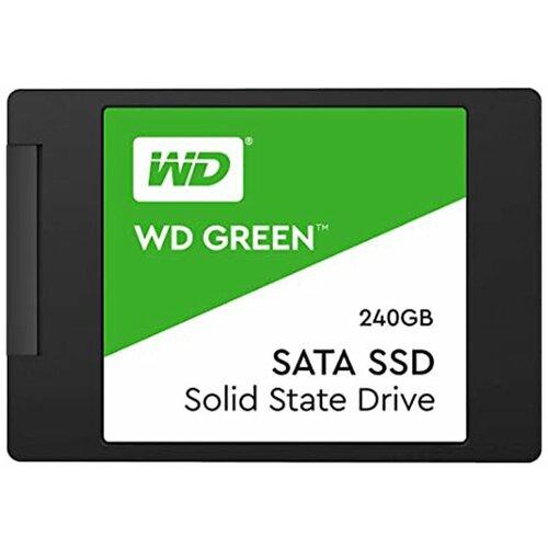 Western Digital WDS240G2G0A Green SSD ssd hard disk Slike