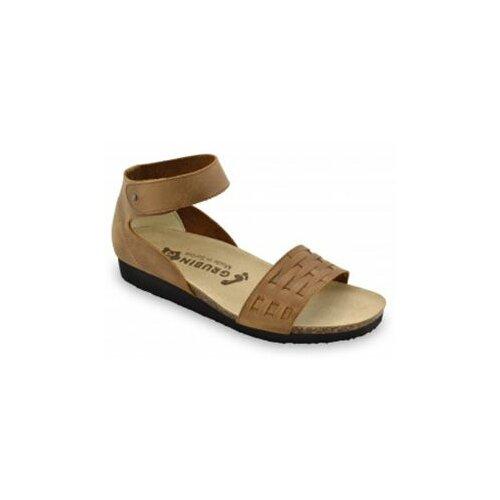 Grubin ženske sandale 2123610 amy braon  Cene