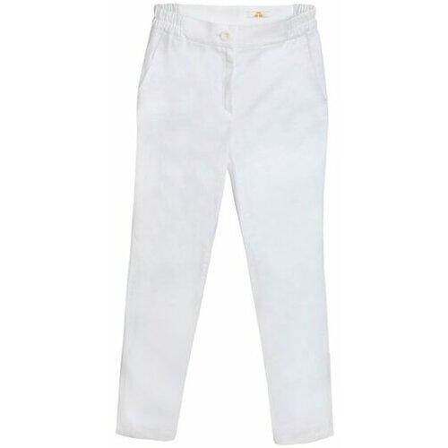AMC ženske medicinske pantalone 370Q bela  Cene