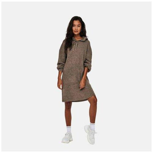 Only ženska haljina 15235960 braon  Cene