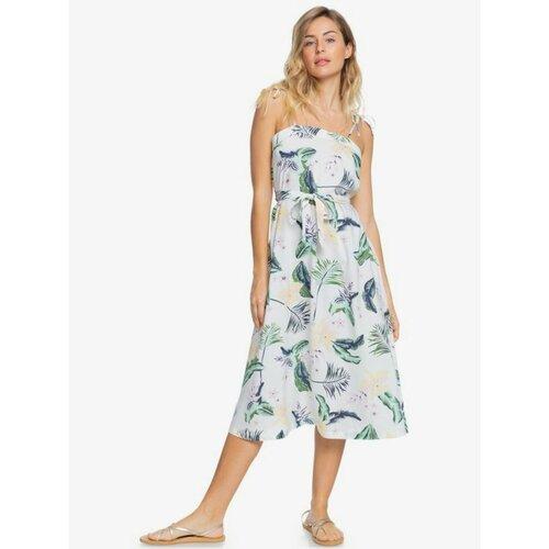 Roxy Ženska haljina NIGDJE SKRITI siva | kaki  Cene